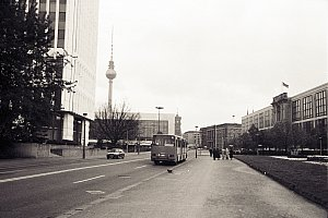 Palast der Republik 1990